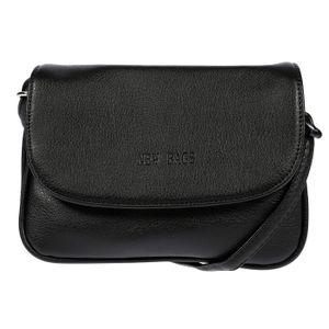 Kleine Damen Handtasche Abendtasche Schultertasche Ausgehtasche Schwarz