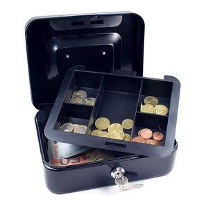 25cm Geldkassette Zählkassette Kasse Marktkasse Transportkassette Marktassette!