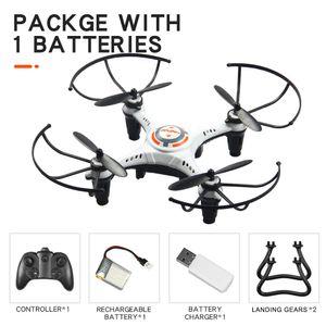 JX815-2 RC Mini Drohne fuer Kinder 2,4G 4CH RC Quadcopter Spielzeug Headless Mode 360 Grad Flip fuer Anfaenger
