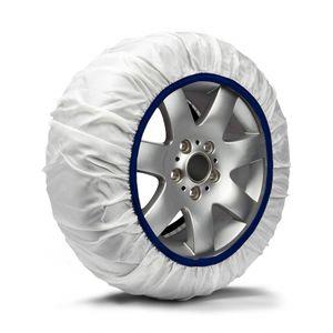 Universelle Schneesocken für zugelassene Autos EasysockGröße: L, Zertifikation: ONORM V5121