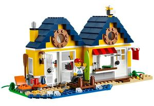Lego 31035 Creator - Strandhütte