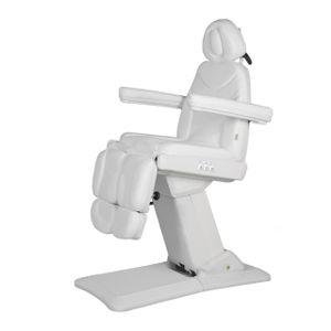 Physa Fußpflegestuhl PRETTY | weiß