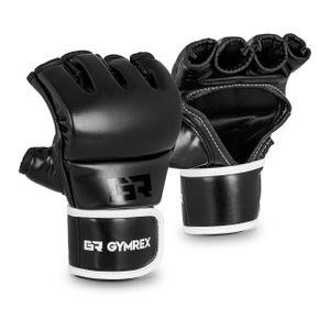 Gymrex MMA Handschuhe - Gr. L/XL - schwarz