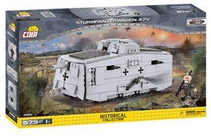 COBI 2982  Sturmpanzerwagen A7V - 575 Teile