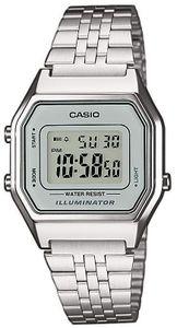 Casio Uhr Damenuhr LA680WEA-7EF Digital Armbanduhr