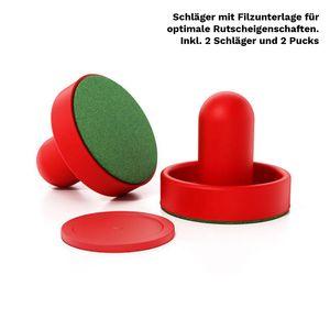 shelfmade Airhockey-Tisch Air-Hockey, 122 x 61 x 79 cm (L x B x H)
