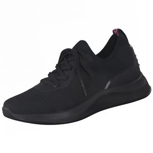 TAMARIS Fashletics Damen Sneaker Schwarz, Schuhgröße:EUR 39