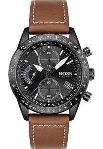 HUGO BOSS Armbanduhr Herren PILOT EDITION CHRONO 1513851