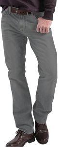 HERO JEANS HOSE  - DENVER STRETCH -  Grey Wash - by Stooker Brands(W33,L30)