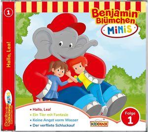 Benjamin Blümchen Minis - Folge 1: Hallo,Lea! - Compactdisc