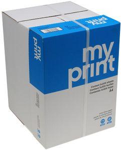 ChiliTec Multifunktions-Kopierpapier 2500 Blatt DIN A4, 80g/m² Papier.