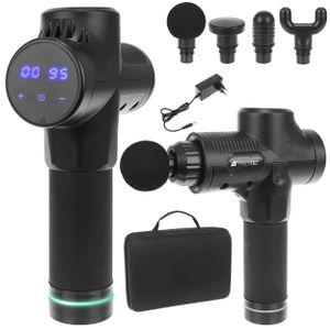 Massage Pistole Elektronische Muskel Entspannen Gerät Massage Gun Muskelmassagepistole mit 20 Geschwindigkeiten 9678