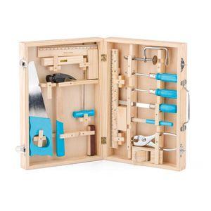 Holz Werkzeugkoffer für Kinder # Spielzeug Werkzeug