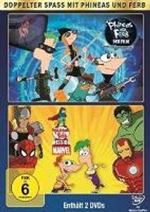 Disney Phineas und Ferb - Mission Marvel / Quer du