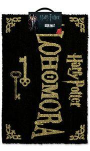 Fussmatte Harry Potter (Alohomora) - Fanartikel