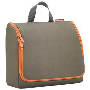 reisenthel toiletbag XL Waschtasche Kulturbeutel olive green - Olive