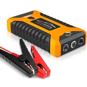 JX27 Auto Starthilfe Starter Booster Ladegerät Power Bank USB 99800mAh Notlicht Notstarter