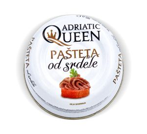 ADRIATIC QUEEN Sardinenpaste 95 g