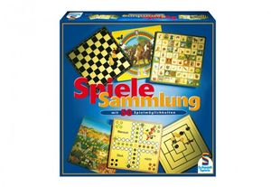 Spiele-Sammlung mit 50 Spielen, 1Stück