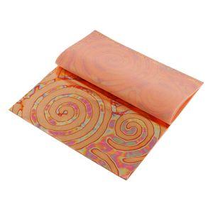 25 Blatt Buntes Blattgold Für Die Kunstvergoldung Basteln Dekorationsmuster 3 Farbe Muster 3