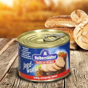 Halberstädter Wurstwaren, Jagdwurst