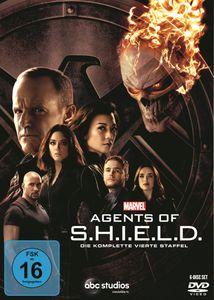 Marvel´s Agents Of S.h.i.e.l.d.: Die Komplette Vierte Staffel