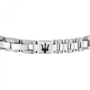 Herrenarmband, aus Edelstahl - JM219AQH18