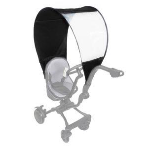 Regenverdeck passend für Eichhorn Uptown-Rider Geschwisterboard (Rider nicht im Lieferumfang enthalten!)