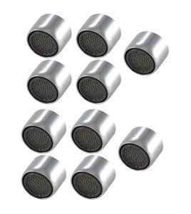 10 Stk Perlator Strahlregler Wasserhahn Sieb Einsatz Mischdüse Perlatoren Wasser