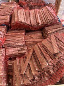 28kg Anzündholz aus Eiche Eichenholz Kaminholz Brennholz Anzünder in 4kg Säcken