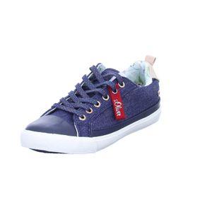 S.Oliver Kinder Sneaker 554320234 Blau