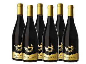Vinum Nobile Cabernet Sauvignon Auslese trocken 2015 Slowakei   13,0 % vol   6 x 0,75 l