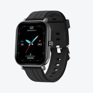 Smartwatch, 1,69-Zoll-Großbildschirm, Multifunktions-Smartwatch S10, schwarz