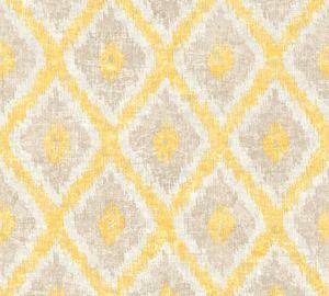 A.S. Création Vliestapete California Tapete braun creme gelb 10,05 m x 0,53 m 363761 36376-1