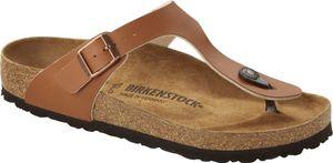 Birkenstock Gizeh Sandalen Birko-Flor Normal ginger brown Schuhgröße EU 39 (Regular)