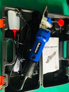 Profi Schafschere Schermaschine Schere Elektrische Schafschermaschine 1080W#DE EU Plug