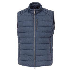 Größe L Casamoda Sportswear Weste Outdoorweste Jeansblau 100% Polyester