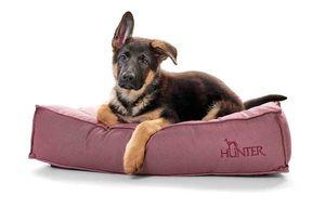 Hunter Hundebett Lancaster 80 x 60 cm, rot