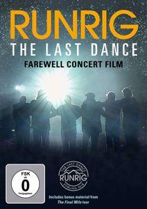 Runrig - The Last Dance - Farewell Concert Film -   - (DVD Video / Pop / Rock)
