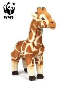Plüschtier Giraffe (31cm) lebensecht Kuscheltier Stofftier