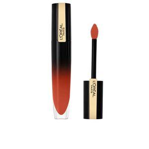 L'Oréal Paris Make-Up Designer Brilliant Signature 304 Be Unafraid, Rot, Be Unafraid, 8 Farben, Frauen, #AC5636, Glanz