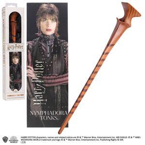 Noble Collection Harry Potter PVC Zauberstab-Replik Nymphadora Tonks 30 cm NOB6316