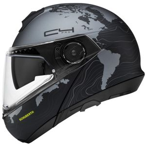 Schuberth C4 Pro Klapphelm Magnitudo Black XL