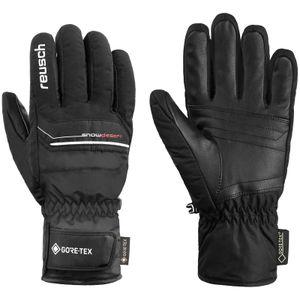 reusch Snow Desert GTX® Skihandschuhe schwarz/weiß 11