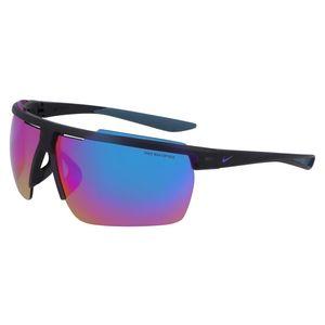 Nike Vision Windshield Mirrored Matte Grand Purple / Turquoise Dark Purple/CAT 3 Mirrored