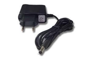 vhbw Netzteil kompatibel mit V-Tech Kikmagic 2, Mobigo 2, Storio 2, blau, pink, Cars, Junior, Storio 3, 3 Junior, V-Smile Pocket Lernspielzeug 110 cm