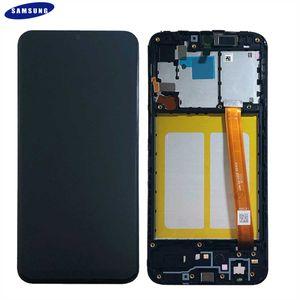 Original Samsung Galaxy A20e SM-A202F LCD Display Touch Screen Bildschirm (Service Pack) GH82-20186A / GH82-20229A / Digitizer