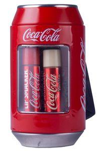 Coca Cola Dose Mit 6 Lippenpflegestiften In Verschiedenen Geschmacksrichtungen