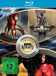 Marvel Knights Box (OmU) (Blu-Ray)