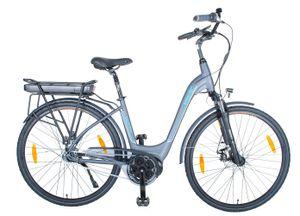 smartEC CitX-7NS City Pedelec/E-Bike 28 Zoll Mittelmotor